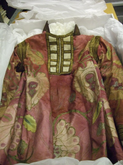 Fokine's 1913 costume as Ivan Tsaravitch from the Firebird misidentified until 2010 and Caroline's res