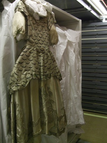 Mazurka Lady costume