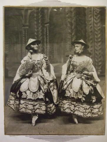 The original Porcelain Princesses