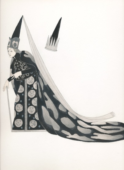 Richard Hudson's design for Carabosse