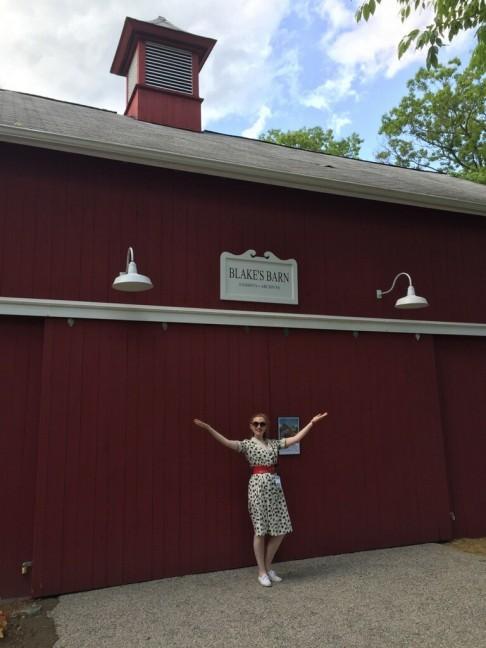 Blake's Barn